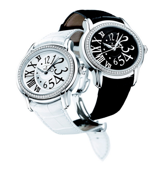 Audemars Piguet Millenary Black & White Ladies
