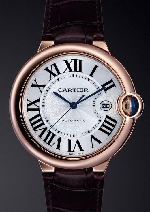 Cartier Ballon Bleau Leather