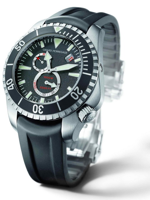 Girard-Perregaux Sea Hawk Pro 1000 Meters