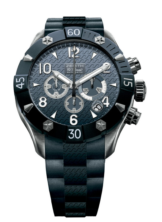 Zenith Defy Classic Diver Chronograph