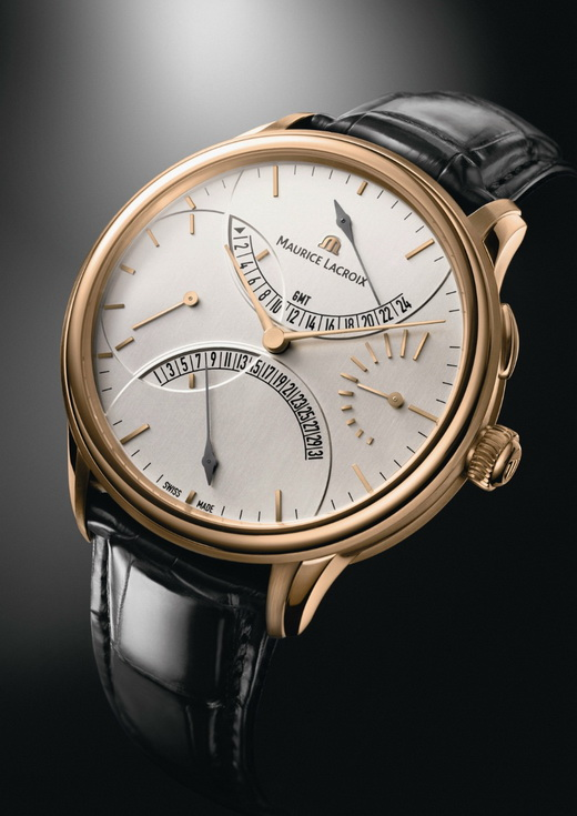 Maurice Lacroix Masterpiece Double Retrograde Limited Edition