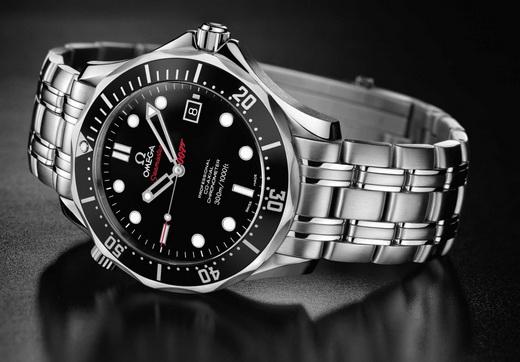 Omega Seamaster Diver 300M James Bond Collectors Edition