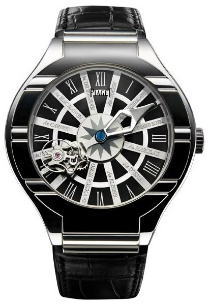 Piaget Polo Tourbillon Relatif Paris
