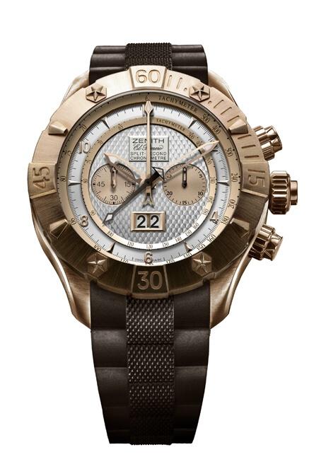 Zenith Defy Split-Seconds Big Date Chronograph Chronometer