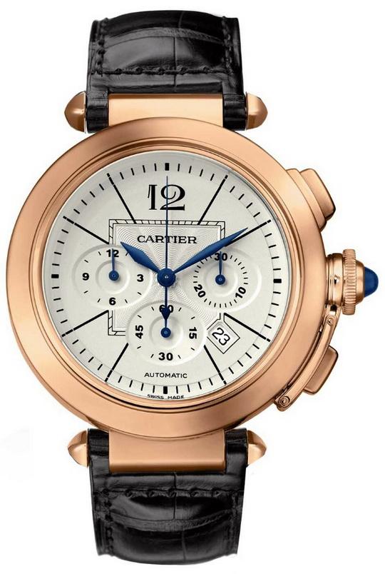 Cartier Pasha de Cartier Chronograph