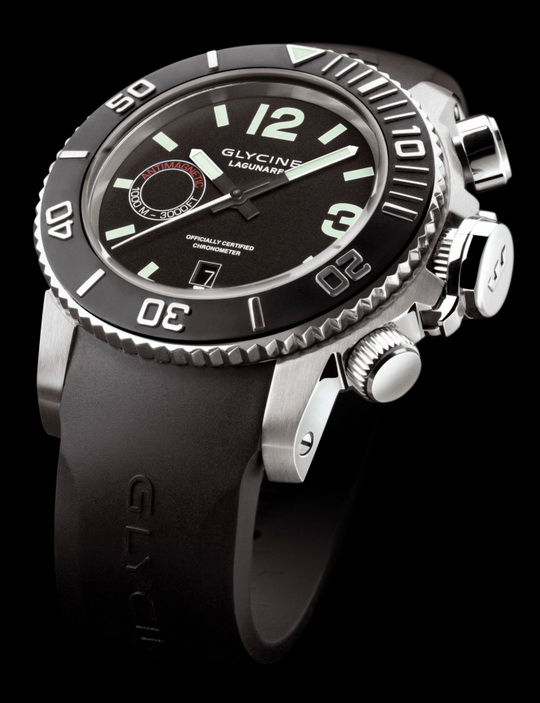 Glycine Lagunare Chronometer 3000