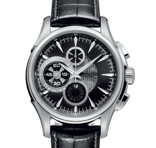 Hamilton Open Secret Chronograph