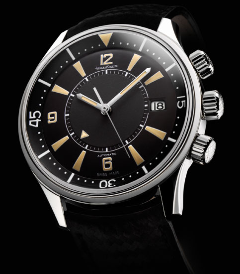 Jaeger LeCoultre Memovox Tribute to Polaris