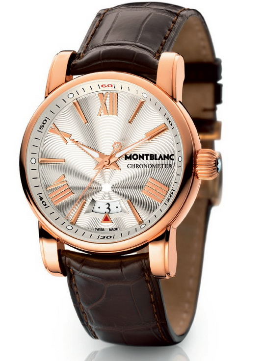 Montblanc Star 4810 Automatic Chronometer