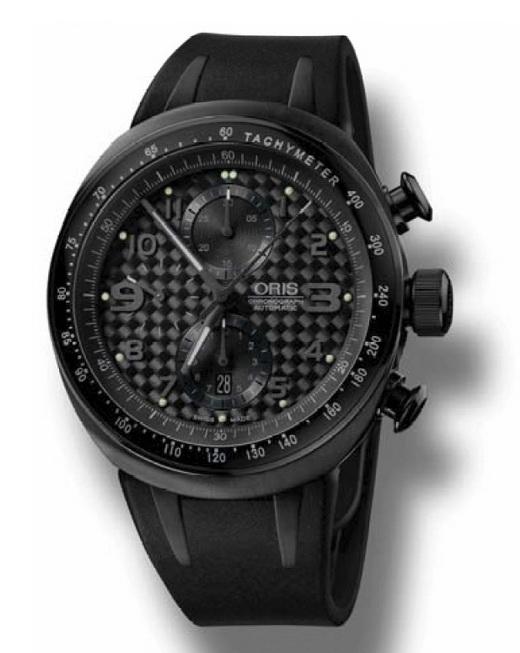 Oris TT3 All Black Chronograph