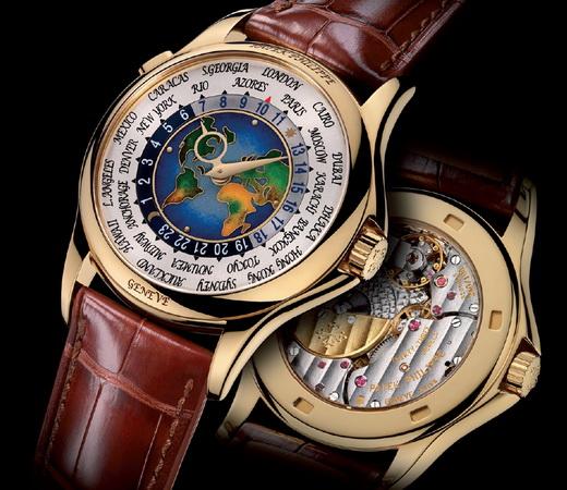 Patek Philippe World Time Enamel Dial 451fa0f8f9