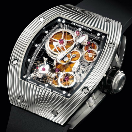 Richard Mille RM 018 Hommage to Boucheron