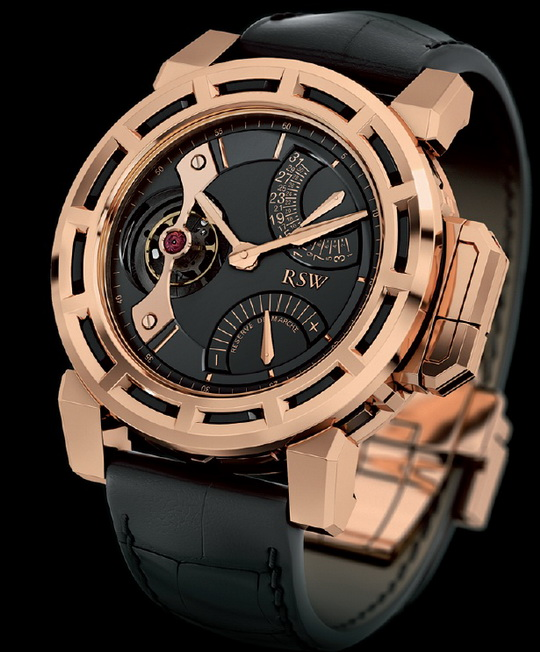 RSW High King Tourbillon Retrograde