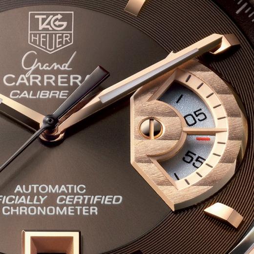 TAG Heuer - Grand Carrera