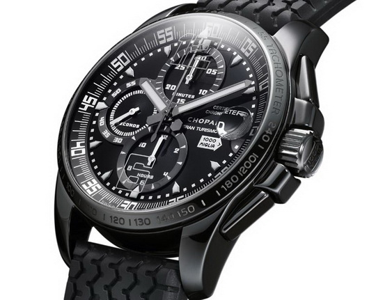Chopard Speed Black Chronograph