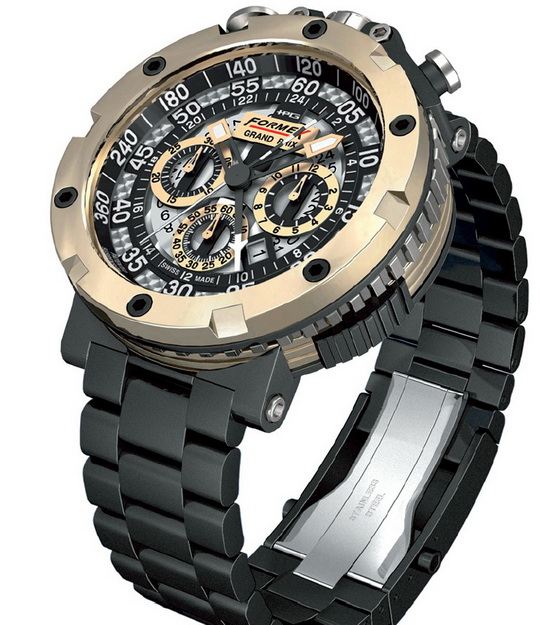 Formex Grand Prix GMT Chronograph