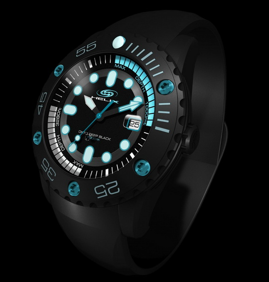 Helix Okto Deep Black