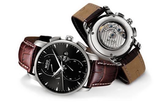 Mido Baroncelli Automatic Chronograph