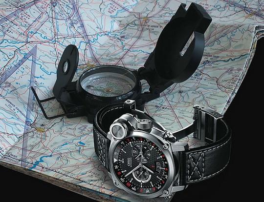 Oris BC4 Flight Timer