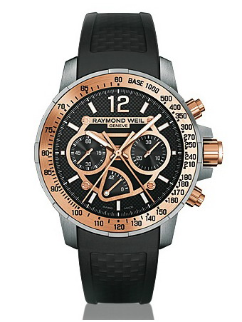 Raymond Weil Nabucco Splits Seconds