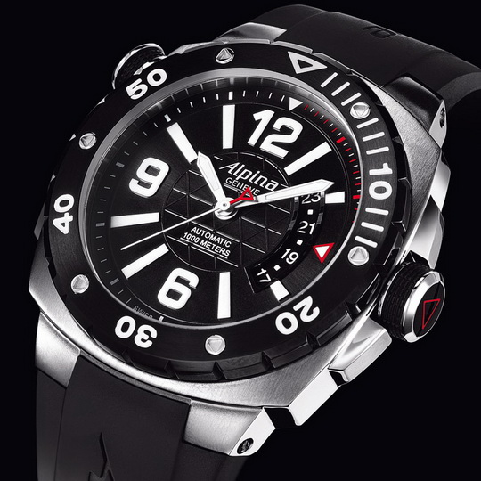 Alpina Extreme Diver 1,000 Meters