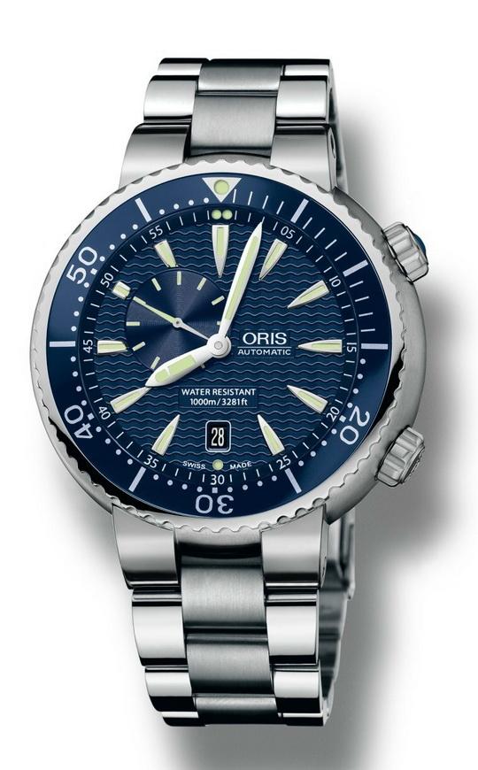 Oris Diver 1000