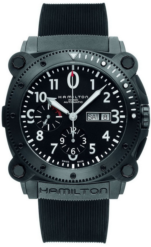 Hamilton Below Zero Chronograph