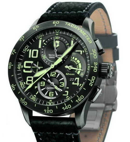 Swiss Army - Air Boss 6 Power Reserve