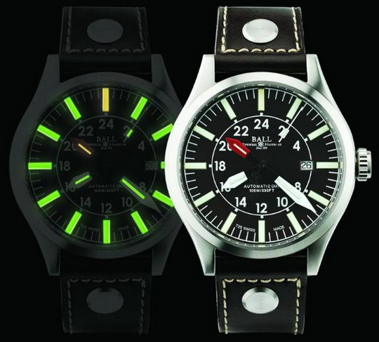 Ball Watch Engineer Master II Aviator GMT