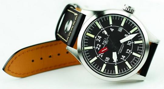 Ball Watch Engineer Master II Aviator GMT