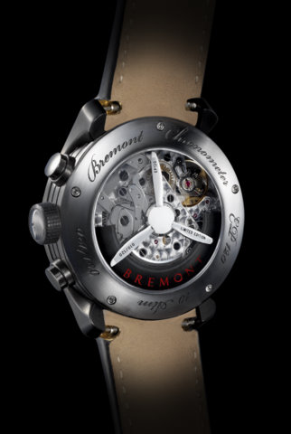 Bremont - EP120 Spitfire Chronograph