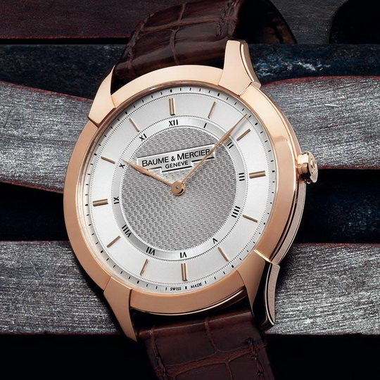 Baume & Mercier - William Baume Ultraflat