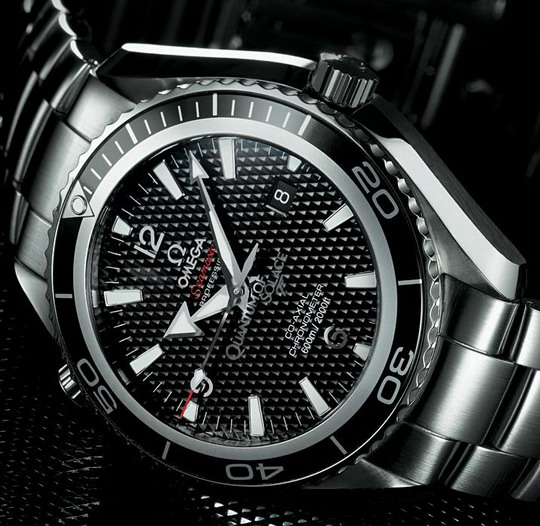 Omega Seamaster Planet Ocean James Bond