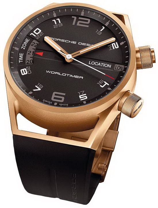 Porsche Design Worldtimer P6750