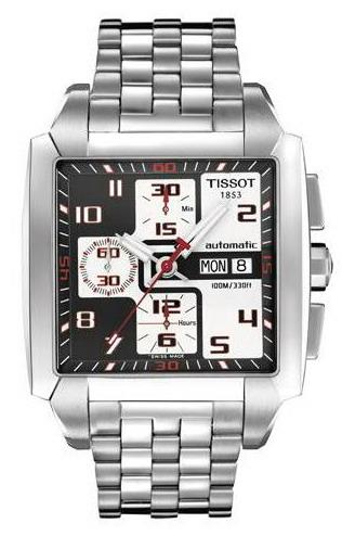 Tissot - Quadrato Automatic Chronograph