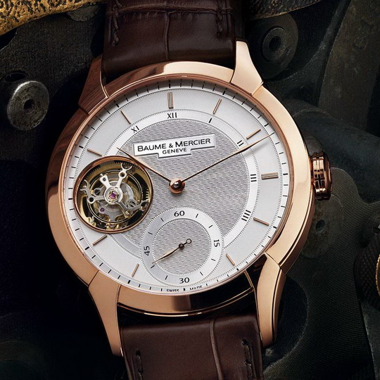 William Baume Tourbillon
