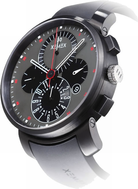 Xemex Piccadilly Chronograph All Black