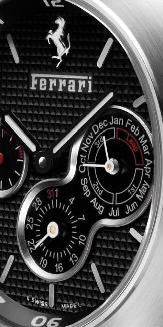Ferrari Perpetual Calendar by Panerai