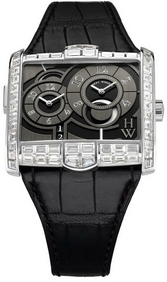 Harry Winston Avenue Squared Men