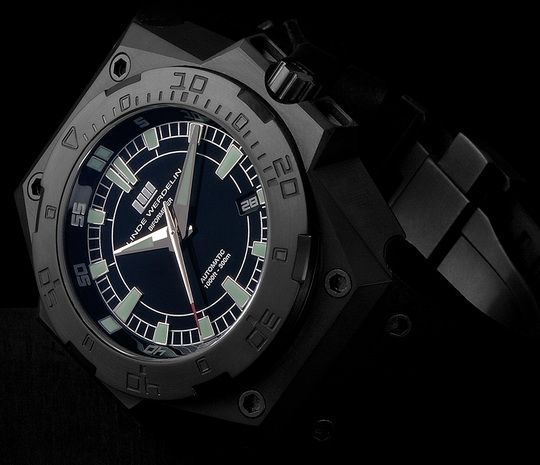 Linde Werdelin Hard Black Elemental