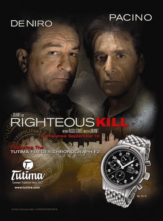 Tutima Flieger Chronograph F2