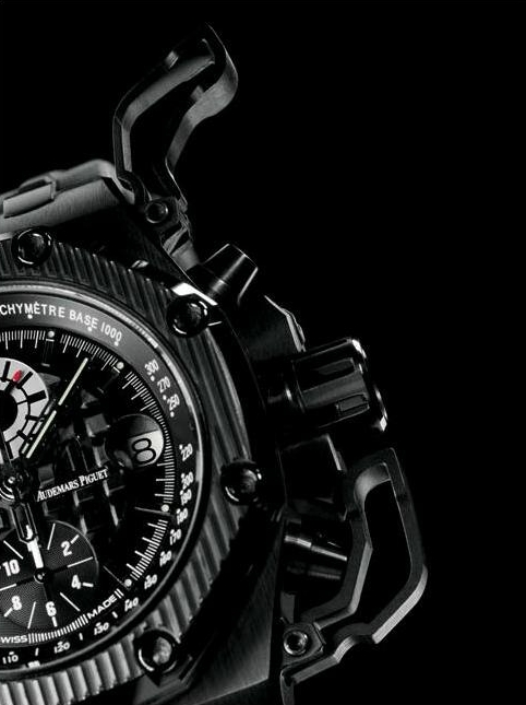 Audemars Piguet - Royal Oak Offshore Survivor