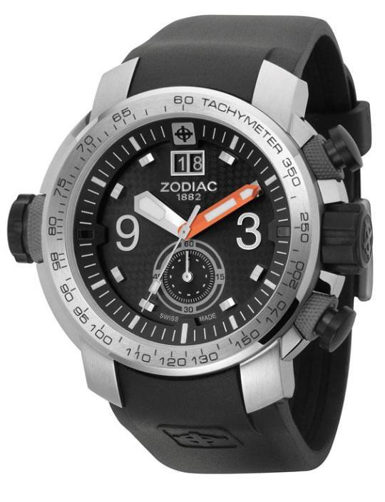 Zodiac ZMX Chronograph Diver