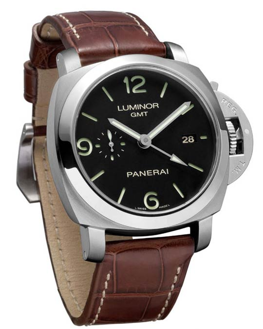 0fficine Panerai Luminor 1950 GMT Power Reserve