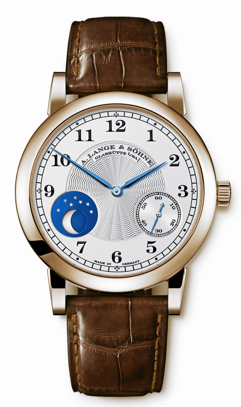 A. Lange & Sohne 1815 Moonphase Homage to F. A. Lange