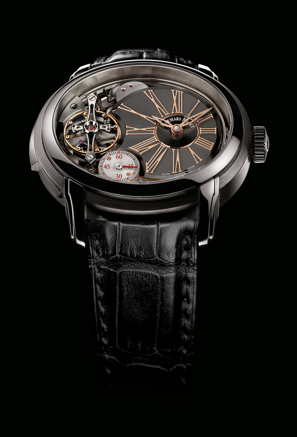 Audemars Piguet - Millenary Hand-Wound Minute Repeater