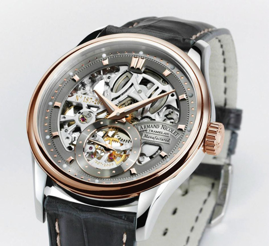 Armand Nicolet L08 and LS8