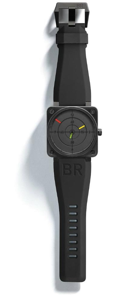 Bell & Ross - Instrument BR 01-92 Radar