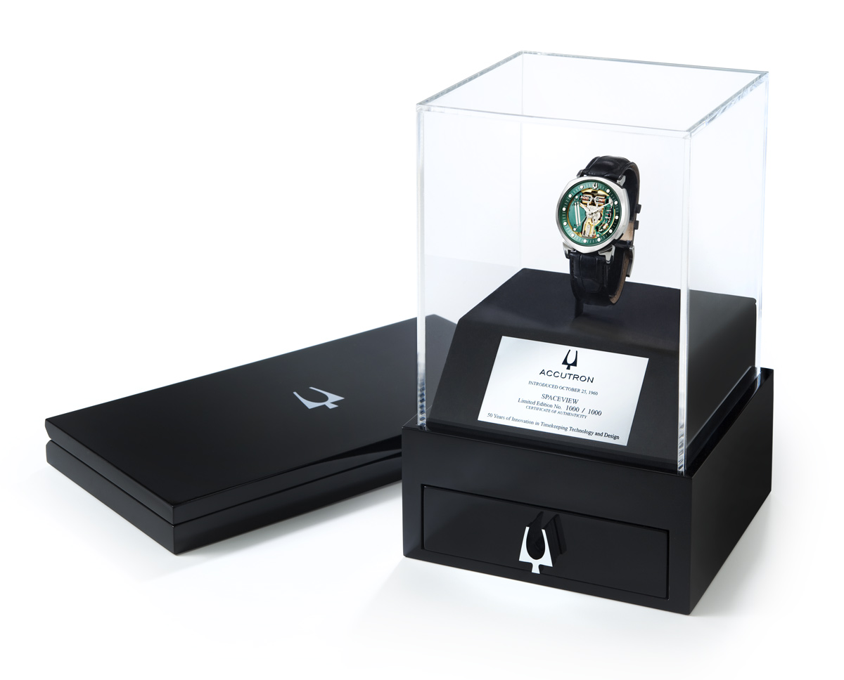 BULOVA - Accutron Spaceview 50th Anniversary - Limited Edition