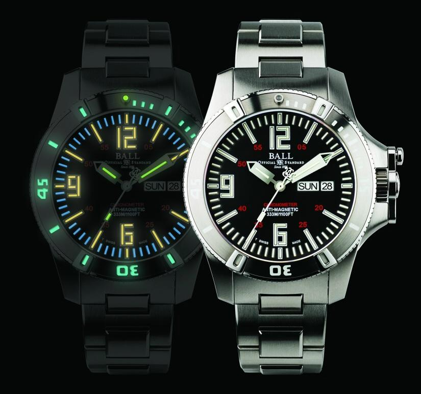 Ball - Engineer Hydrocarbon Spacemaster X-Lume
